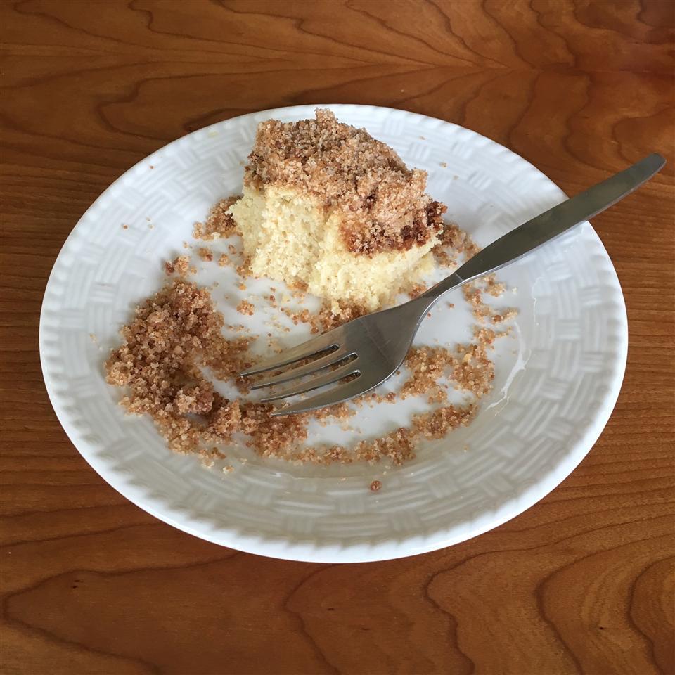 Ben Lippen School Coffee Cake (Mrs. Hathaway