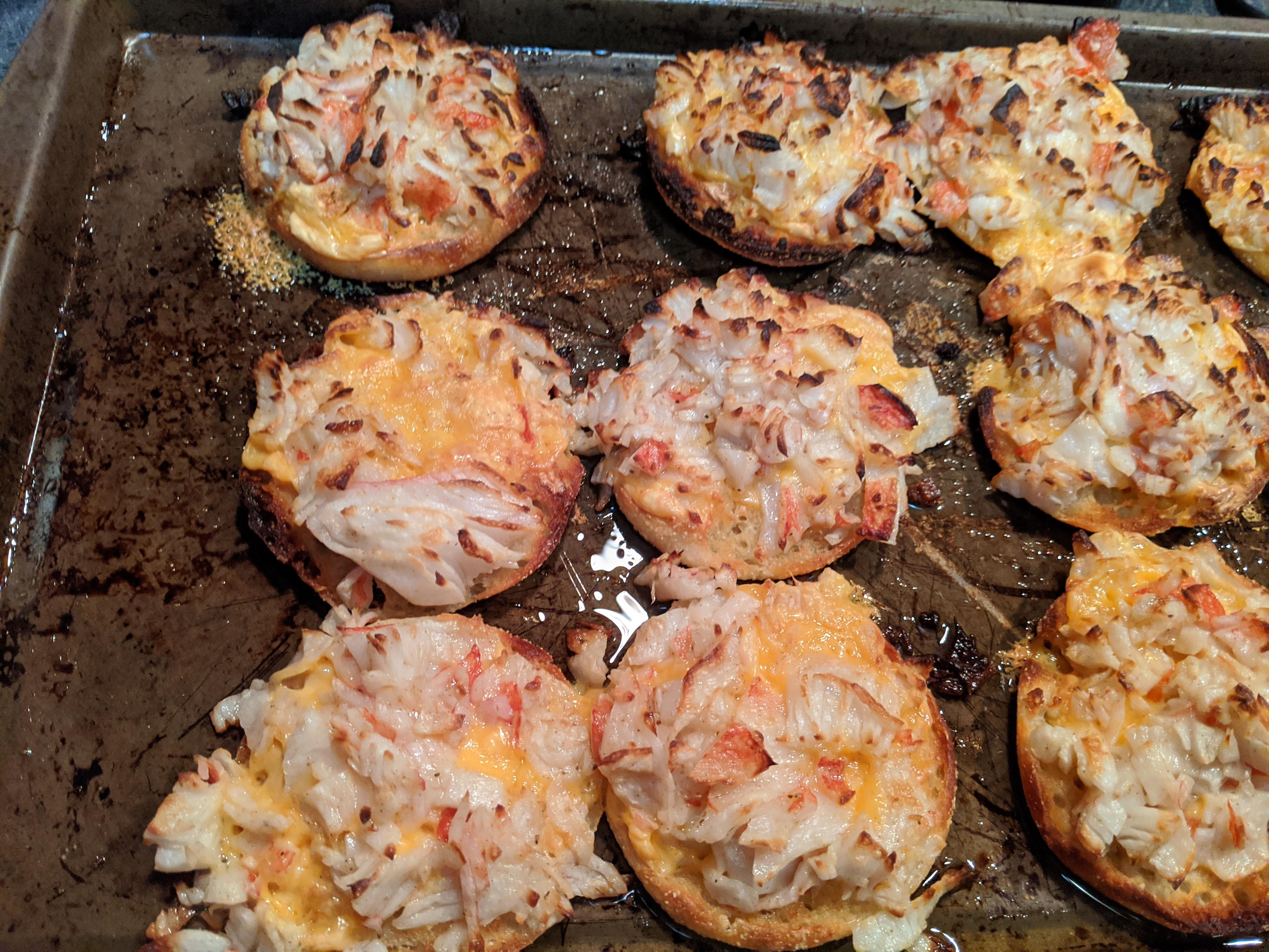 Crab Snacks