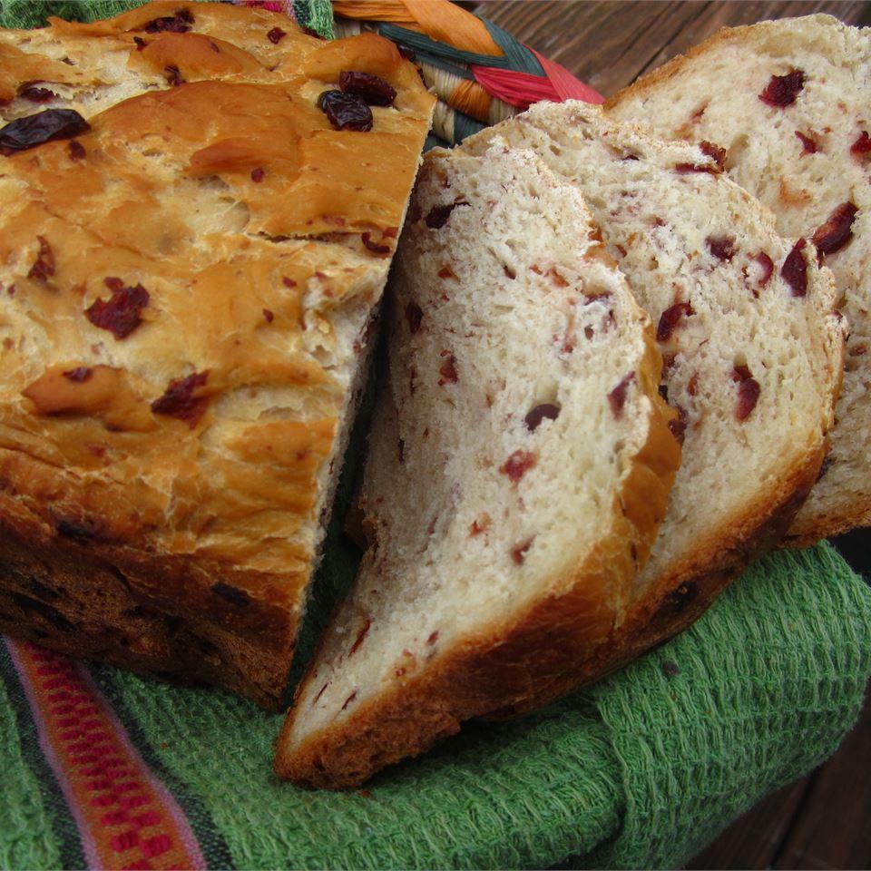 Cranberry Orange Bread (For Bread Machine)