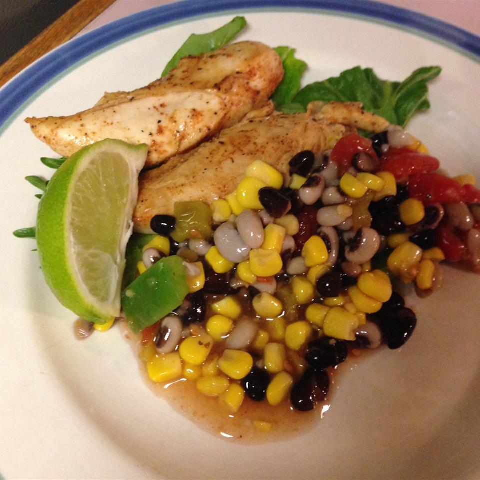 Fiesta Grilled Chicken