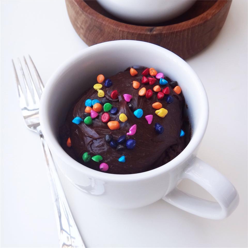 Fudgy Nutella® Mug Cake