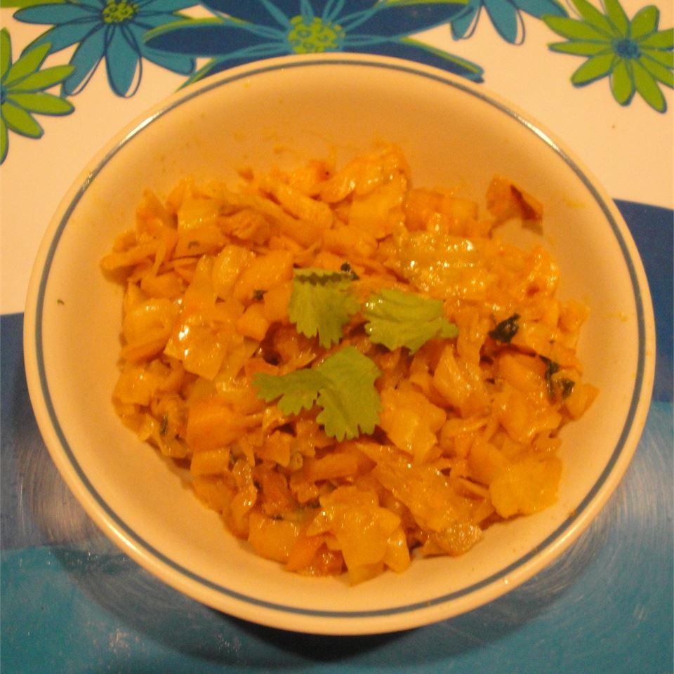 Indian Sabji Recipe