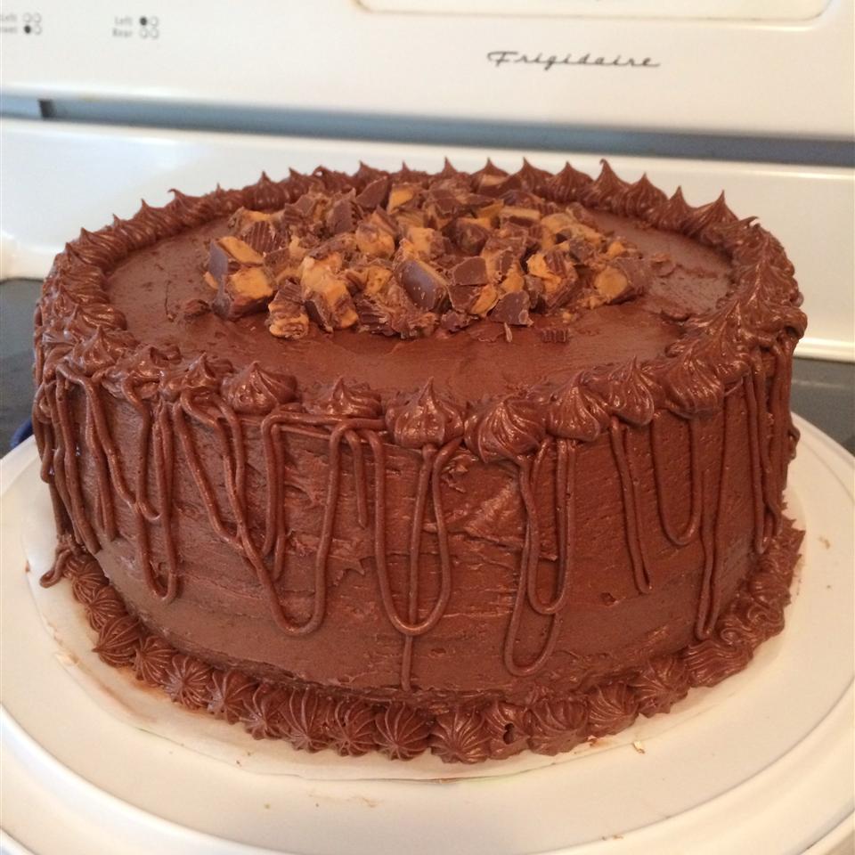 Peanut Butter Cake VI