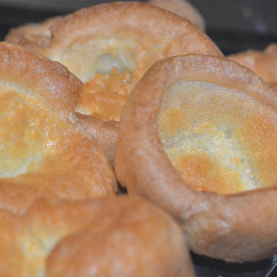 Simple Yorkshire Pudding