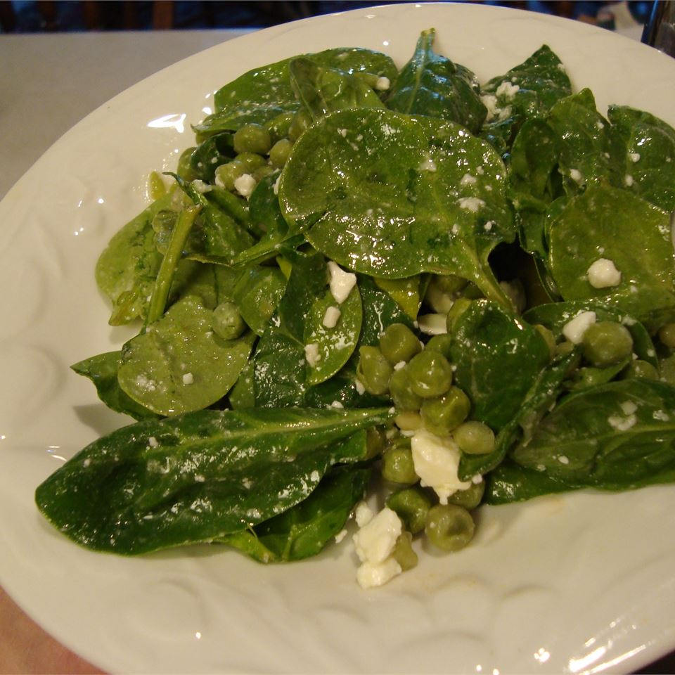 Spinach Salad With Ease