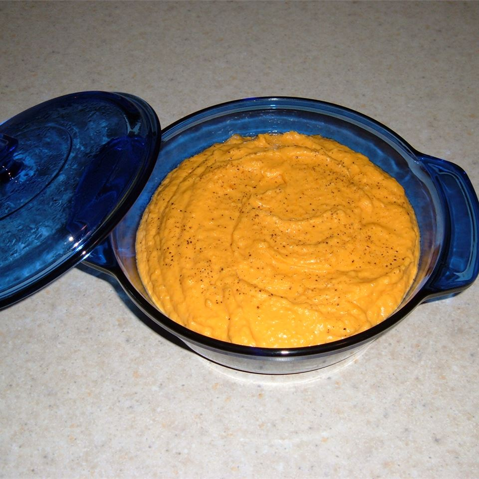 Whipped Roasted Butternut Squash